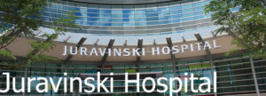My first visit to ICU was at Juravinski Hospital where I was diagnosed with COPD