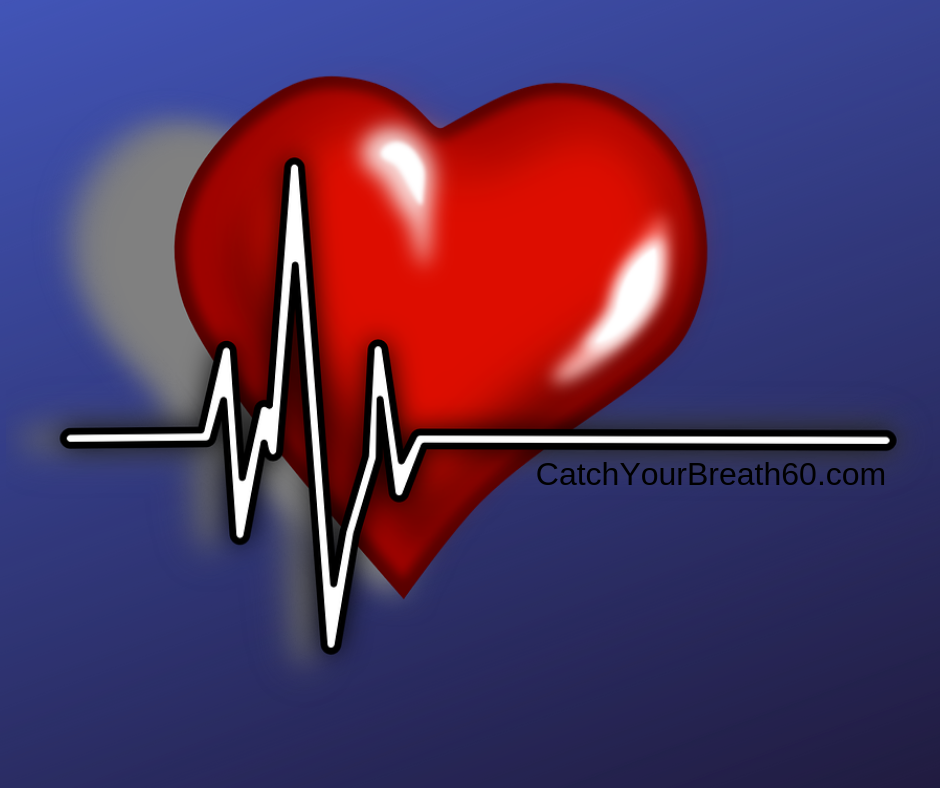 Having COPD means you can be more susceptible to heart failure.