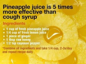 one of the best cough remedies